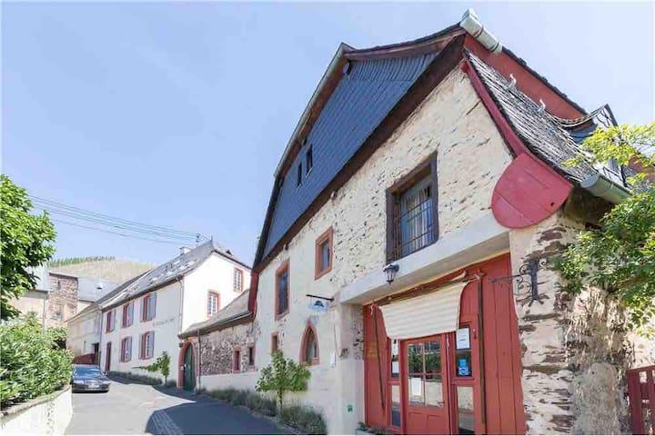 Mosel Loft in historischem Ambiente in Kinheim