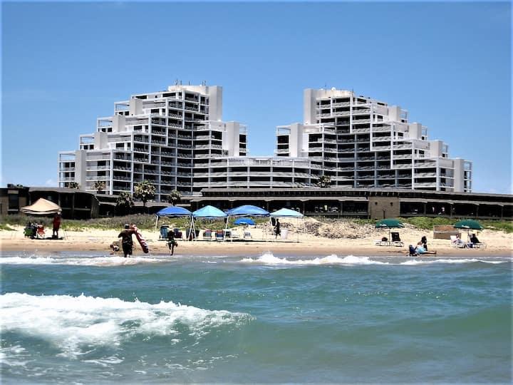 Condo 305 is Comfortable, Economical on beach