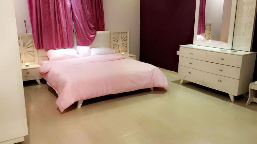 Luxury villa fully furnished