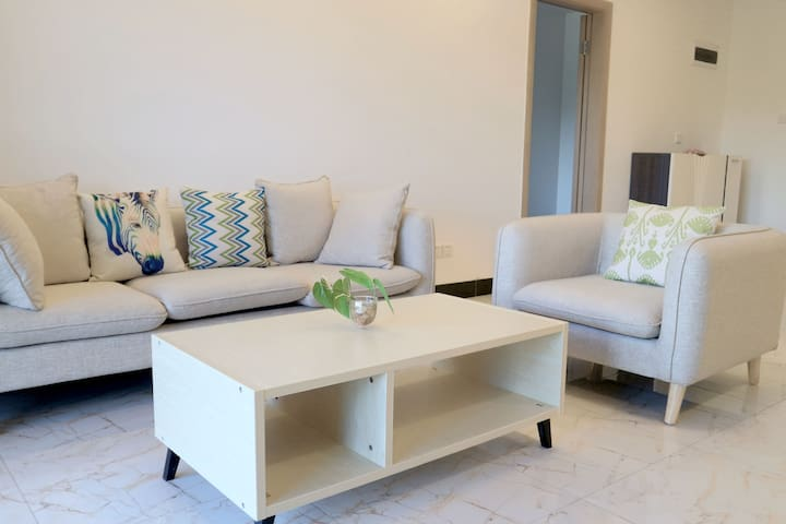 One Bedroom Apartment in Kigali--Near the Airport