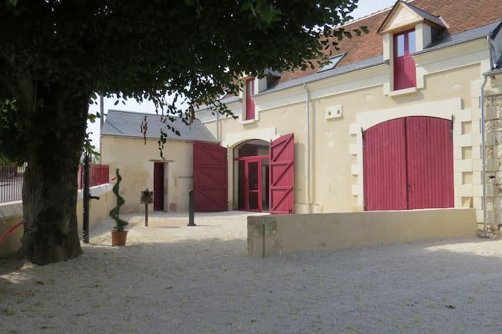 LE NOYER DES DAMES - Saint-Épain - Huis