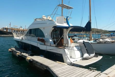 Live on a boat, near to Athens and Sounio - Lavrio