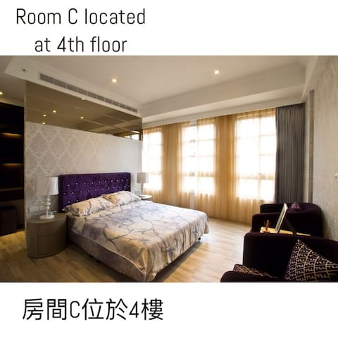 C) Taoyuan Multi-unit house Close by Airport&THSR