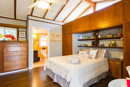*Cozy & Private Suite by Disneyland & Beaches* - Santa Ana - Haus