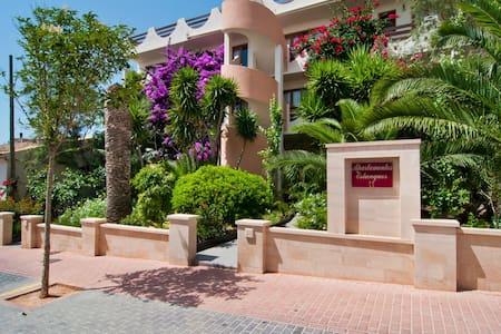 Apartamentos Estanques 2 bedroom Apt. - Colònia de Sant Jordi