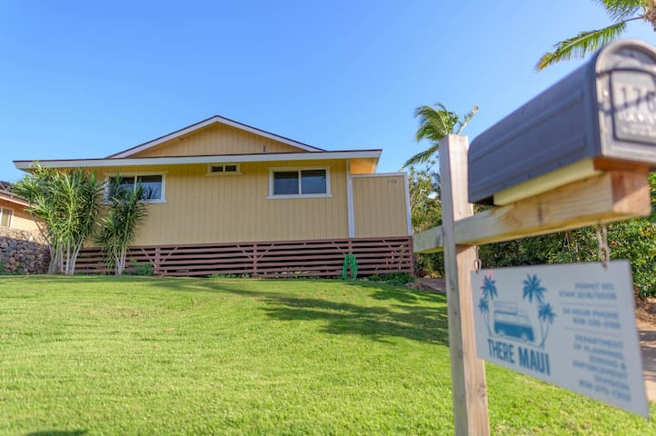 Cozy 2 bedroom 2 bath Kihei Home