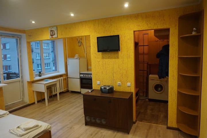 Апартамент Erfolg 3 - Daugavpils - Flat