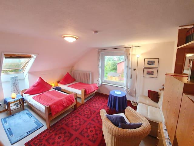 Gemütliche Ferienwohnung in Wilhelmsdorf