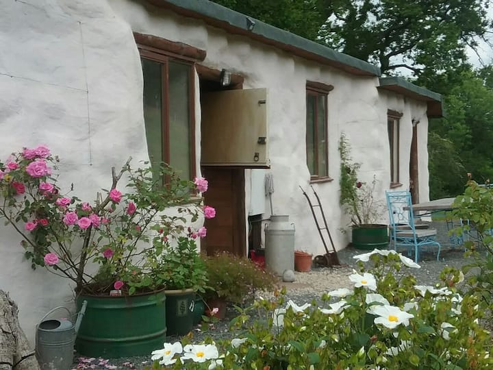 Stables,1 bed,spacious,secluded Ecolodge,Dartmoor