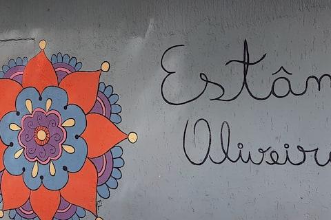 Estância Oliveira - Chacara para descanso e lazer.