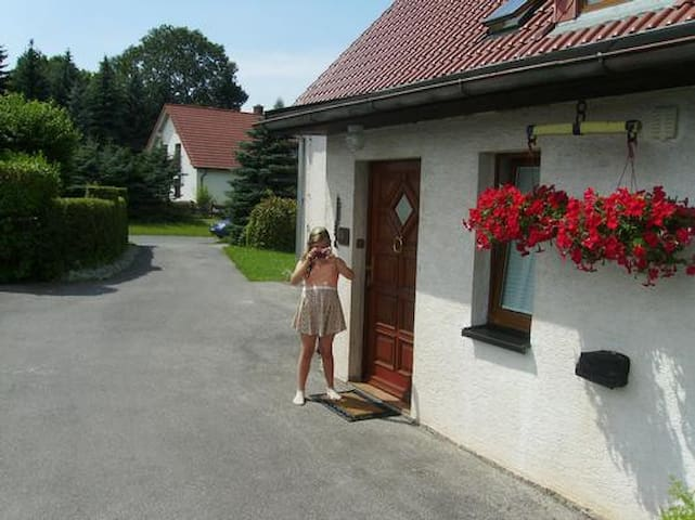 Sächs.Schweiz, Kurort Berggießhübel
