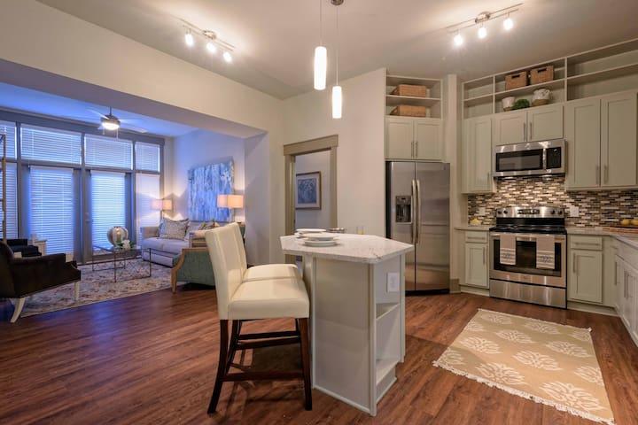 Comfortable Private Bedroom in Sandy Springs - GA - Sandy Springs - Apartment