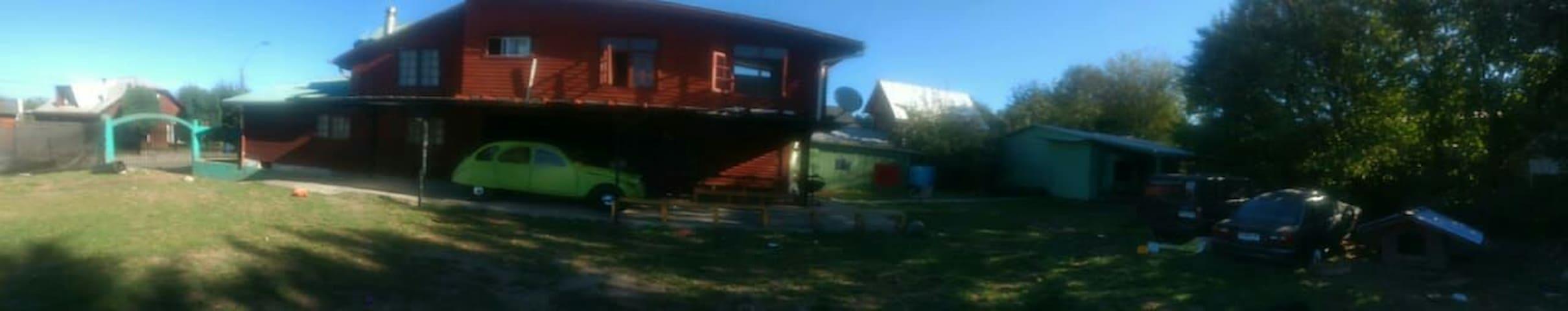 Hospedaje Adan - Villarrica