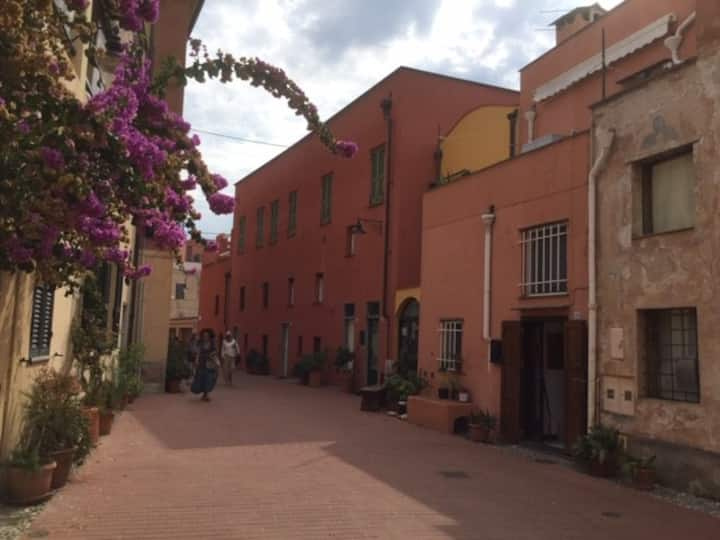 Appartamento nel cuore del Borgo Vecchio