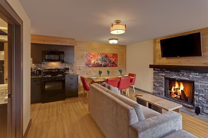 Banff Rocky Mountain Resort Great 2 Bedroom Condo