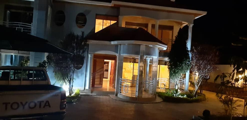 Near Vision city, a best Estate ever  in Kigali.