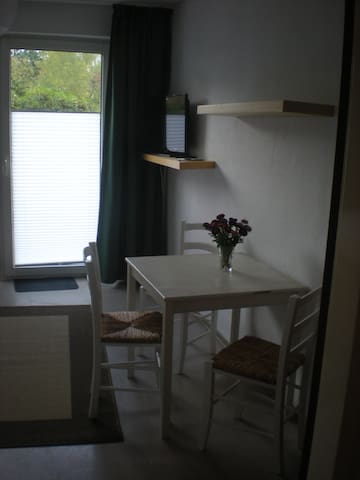 Stadtapartment mit Terrasse - Luneburgo - Apto. en complejo residencial