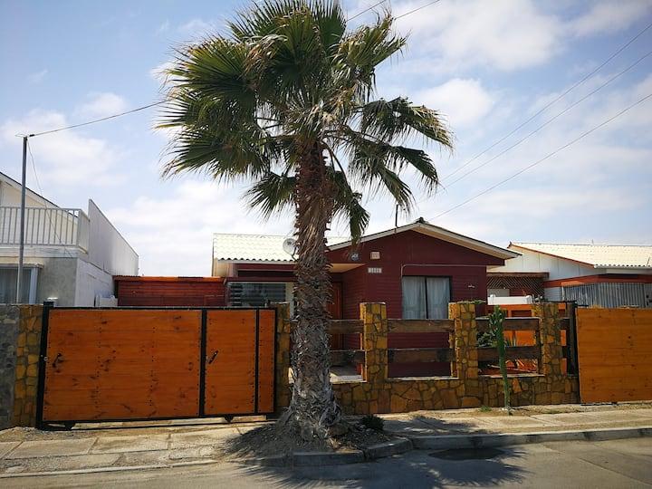 Acogedora Casa en Caldera, Chile