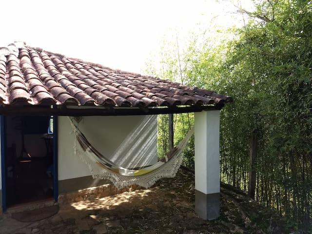 Chalé Bambu