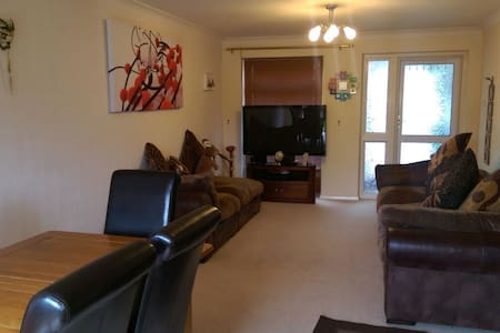 Self Catering mid terrace 3 bed house - Fleet - Huis