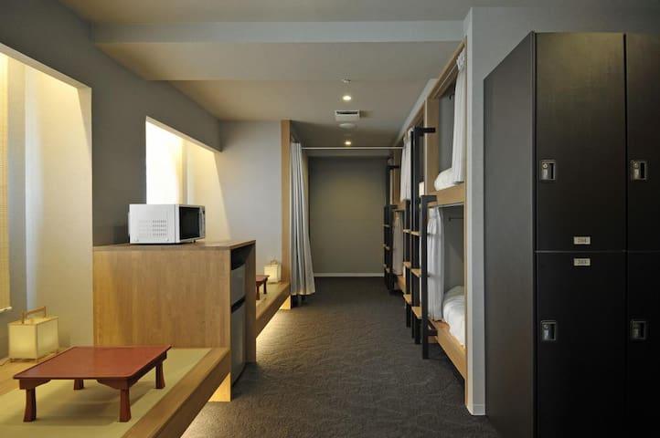 [5mins->OkachimachiSta.]1 bunk bed in Mixed Dorm