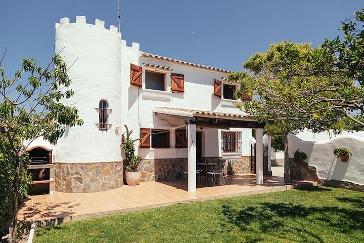 PLACERDEMECA 2 (CASA RURAL A 500M DE PLAYA ZAHORA) - Zahora - Casa