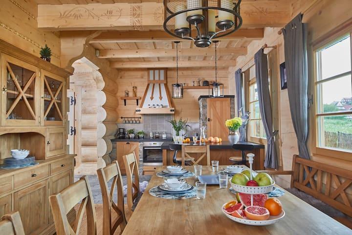 Luxury Mountain Style Villa near Zakopane