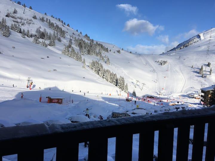 4 Pers pied des pistes domaine Auris/Alpe d'Huez