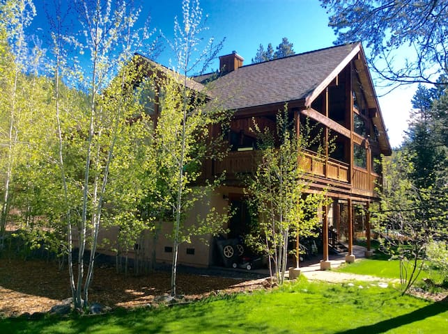 Powder Moon Lodge now offering a Summer Special - Olympic Valley - Talo