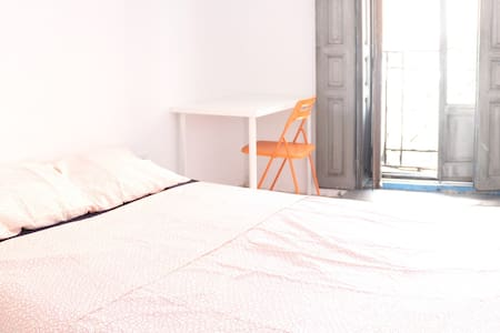 Vacation in Madrid - Room near Sol and Plaza Mayor - Madrid - Appartamento