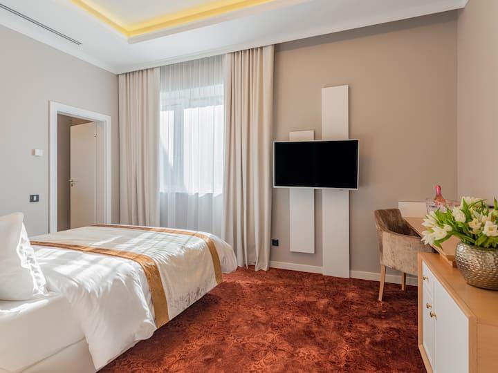 Deluxe Room @ Pergola Boutique Hotel Cotroceni