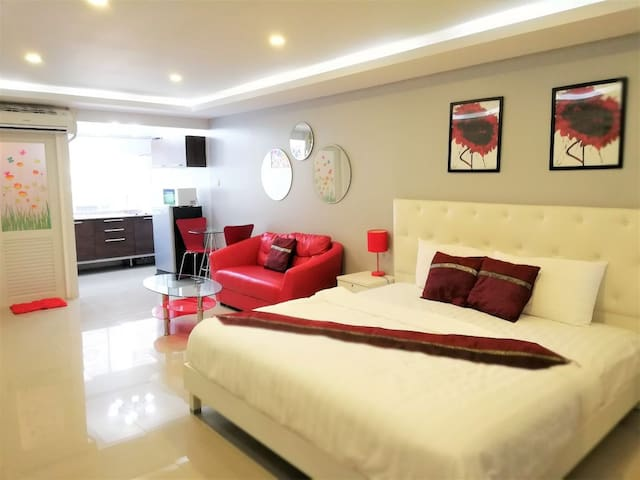 Nice Studio Heart of Pattaya