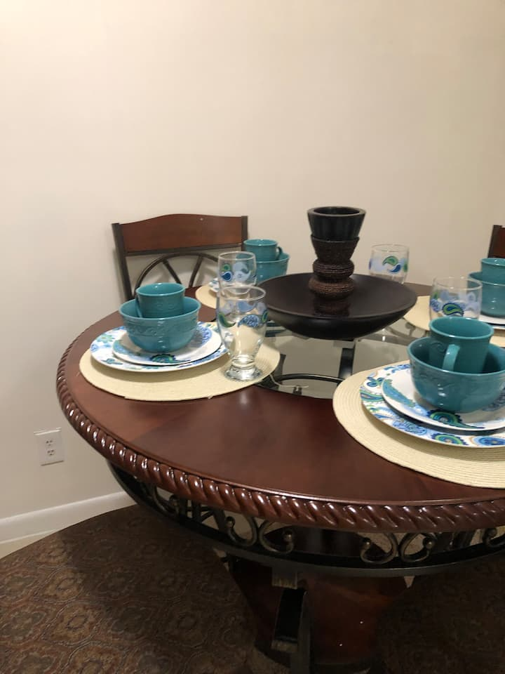 Sherry apartment for one short stay away from home