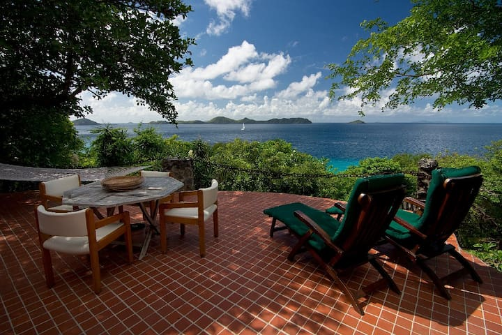 Burke House - Grenadines - Casa