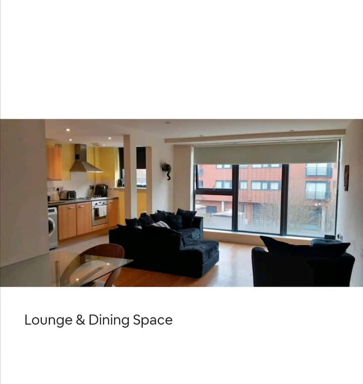 Modern apartments city centre stay