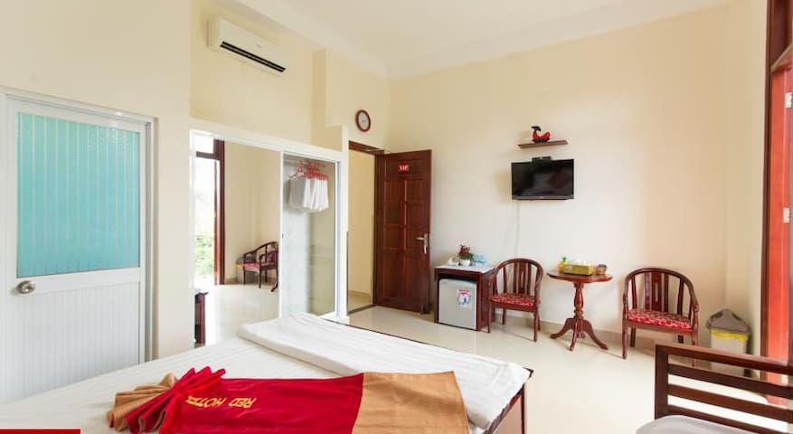 Familly Room with Seaview