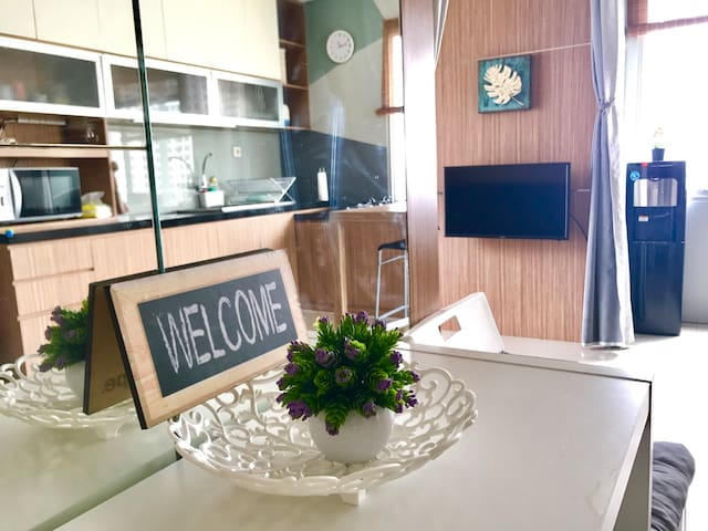 Family Friendly Apartment in The Heart of Jakarta