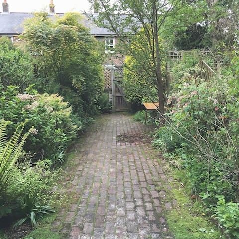 Edwardian Terrace House, Central Lewes - Lewes - Casa