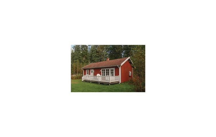 Holiday cottage with 2 bedrooms on 58m² in Eksjö