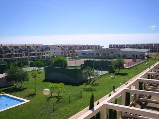 Golf - Sant Jordi - อพาร์ทเมนท์