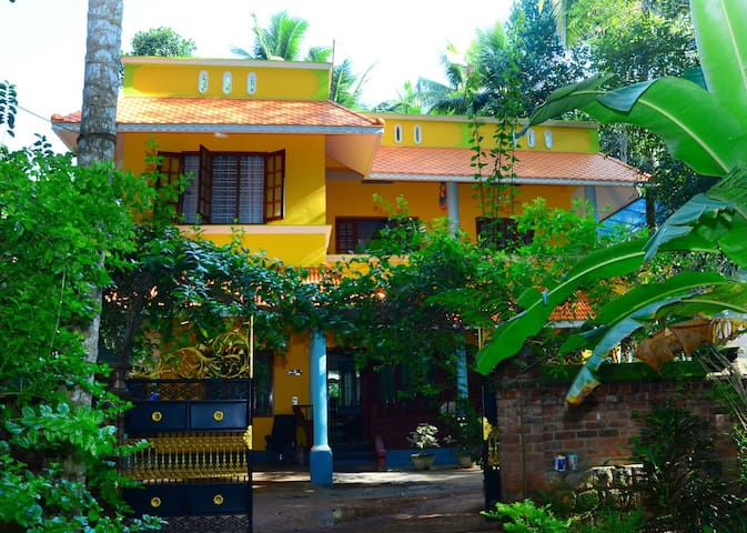 Vaiga home stay - Kottukal