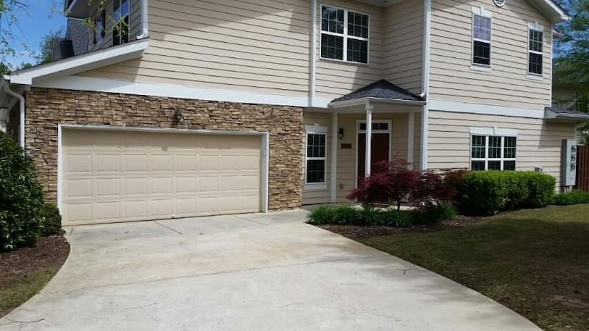 Quiet and convenient! - Kennesaw - Byhus