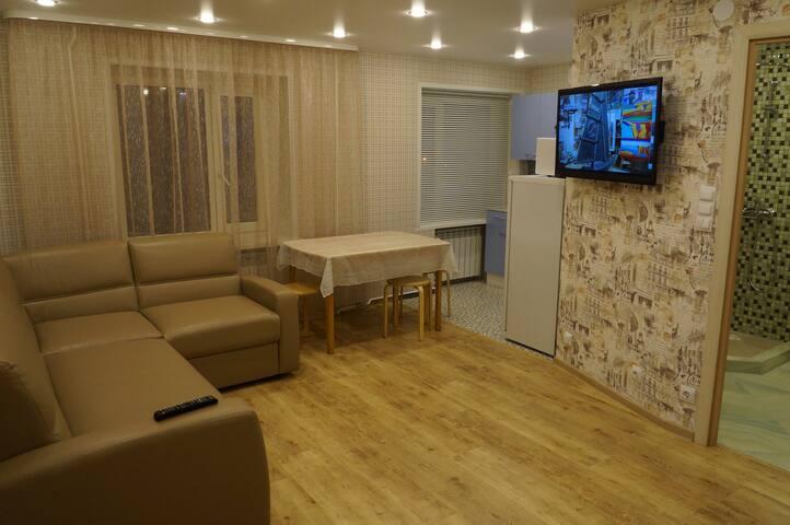 Квартира для семьи в центре