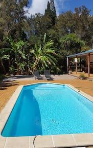 Villa 3 chambres & piscine dans la nature - Noumea - Villa