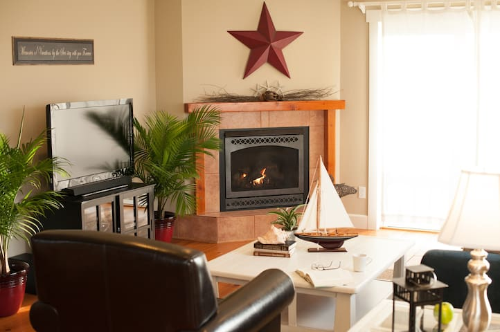Cozy Harbor Cottage, Whidbey Island - Coupeville - Apartamento