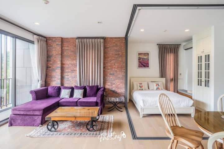 Good Point Khao Yai - Spacious 2BR Apartment