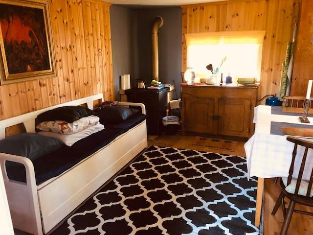 Love nest cabin