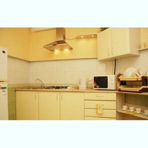 Квартира на Вільямса - Kyiv - Apartment