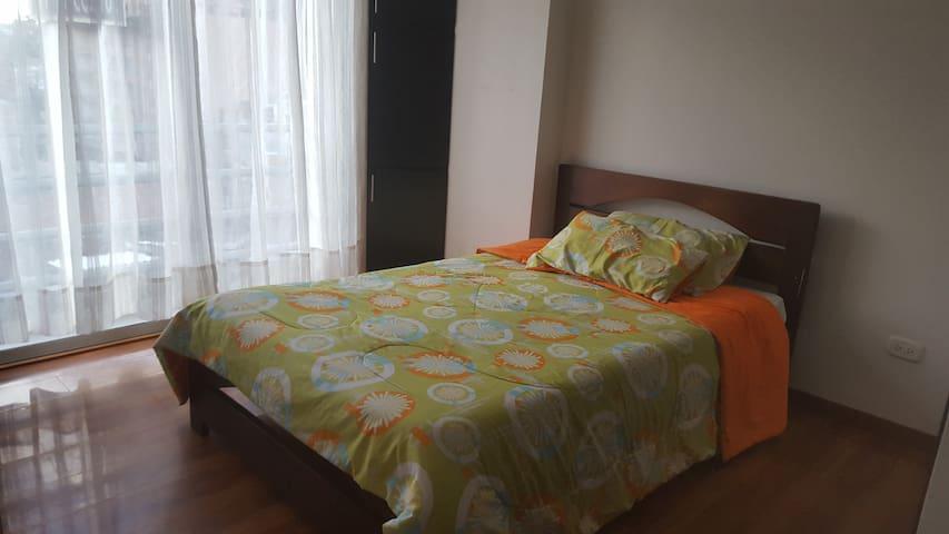 Apartamento Amoblado 1 habitacion. Zona Norte.