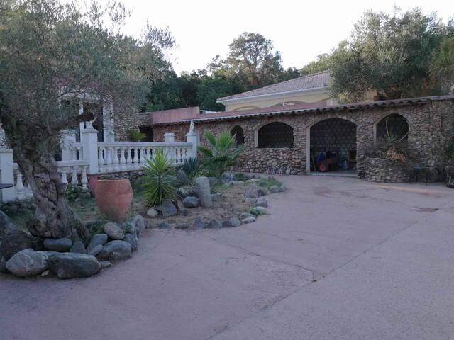 Villa Dominici avec piscine